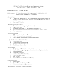 literature review sample outline