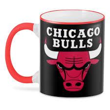 """3D кружка """"<b>Чикаго Буллз</b>"""" #2457029 от Ti - Joy - <b>Printio</b>"""
