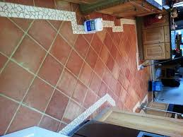 Terracotta Kitchen Floor Tiles Restoration Stone Cleaning And Polishing Tips For Terracotta Floors