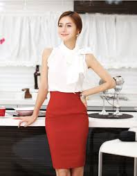 Image result for pencil skirts on women