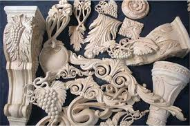 delica carving furniture factory appliques for furniture