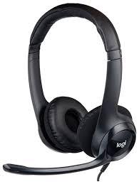 Компьютерная гарнитура <b>Logitech Stereo Headset</b> H390 — купить ...