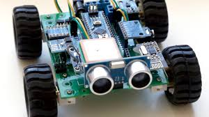 Hackabot Nano: <b>Compact Plug and Play</b> Arduino Robot by ...