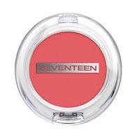 Seventeen <b>Румяна матовые шелковистые компактные</b> - Севентин