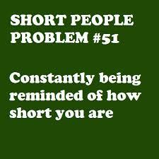 Short People Jokes on Pinterest | Short People Problems, Short ... via Relatably.com