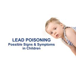 Lead Poisoning - Possible Signs & Symptoms in Children - YouTube
