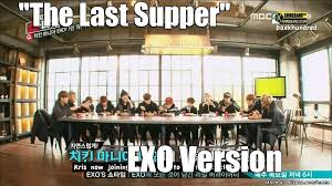 The Last Supper | allkpop Meme Center via Relatably.com