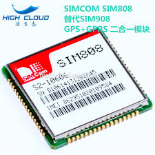 <b>High quality</b> GSM+GPS <b>SIM808</b> module
