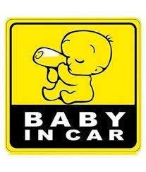 Baby in <b>car</b> Sticker Baby <b>car</b> Sticker <b>Baby on Board</b> Sticker Baby ...