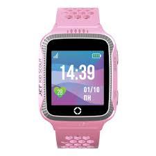 Детские <b>умные часы Jet Kid</b> Scout розовый+серый — купить в ...