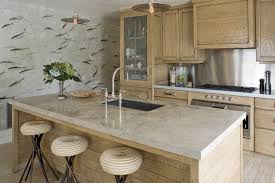 limed oak kitchen units: limed oak kitchen cabinets recall a mid th c oak furniture finish thats finding a new audience