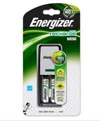 <b>Зарядное устройство Energizer Mini</b> Eu Plug + 2AA, 2000 mAh ...
