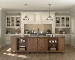 painted kitchen cabinets vintage cream:  rustic kitchen antique white kitchen cabinets how to paint cabinets to look antique traditional antique
