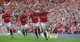 The Match: Man United v Man City, 2009 - the United winner that ...