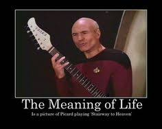 Picard on Pinterest | Star Trek, Meme and Patrick Stewart via Relatably.com