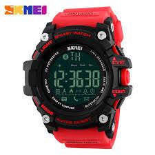 <b>SKMEI Men Smart</b> Watch Pedometer Calories Chronograph Fashion ...