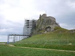 Castillo de Lindisfarne