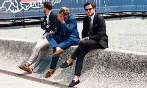 How To <b>Wear Shoes</b> Without Socks - Modern <b>Men's</b> Guide