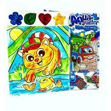 <b>Раскраска Danko Toys Aqua</b> Painter Водная AQP-01-04 ...