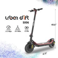 "<b>Urban Drift Electric</b> Scooter for Adult and Teens - 10"" Tubless ..."