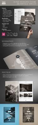 26 creative cv resume templates cover letter portfolio infographic resume and portfolio set