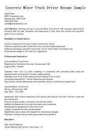driver sample resume sample resume for investment banking cover letter sample resume driver otr driver resume sample dump truck driver resume driving samples dibenkelke let the concretemixertruckdriverresumesample