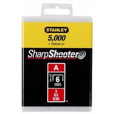 <b>Скобы</b> и шпильки для <b>степлеров Stanley</b> купить на MrTools