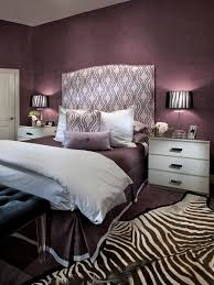 Silver And Purple Bedroom Watch More Like Purple And White Room With Orange Accents