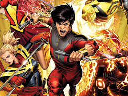 Marvel's Shang-Chi and the <b>Legend of the</b> Ten Rings: Everything we ...