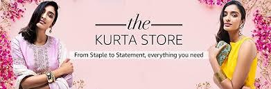 Buy <b>stylish</b> kurtis online at Amazon.in