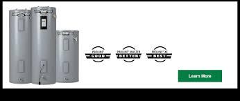 <b>Electric Water Heaters</b> | Residential <b>Electric Water Heaters</b> | Choose ...