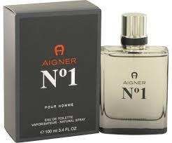 Aigner <b>No 1</b> by <b>Etienne Aigner</b> - Buy online   Perfume.com