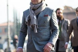 Носите <b>шарф</b>, как мужчины на стритстайл-фотографиях | MAN ...
