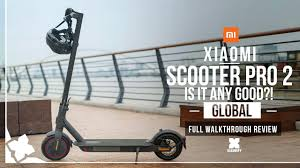 <b>Xiaomi Scooter Pro</b> 2 (2020) Full Walkthrough Review [Xiaomify ...