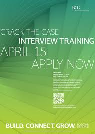 bcg crack the case interview training club  bcg crack the case interview training 2016