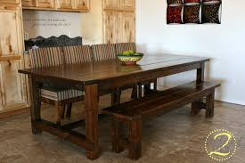 7ft dining table: diy farmhouse table with extensions