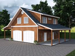 garages living quarters chances garage apartment plan g   front color garage apartment plan g