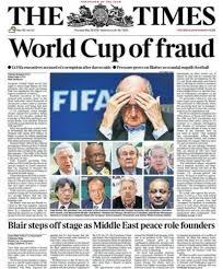 Resultado de imagem para Escândalo do futebol