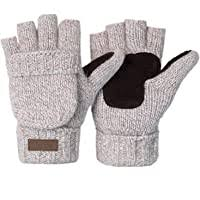 Amazon Best Sellers: Best Men's Cold Weather <b>Mittens</b>