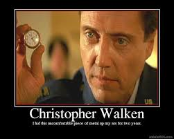 Christopher Walken | MEN - Christopher Walken | Pinterest | Pulp ... via Relatably.com