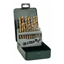 Набор <b>сверл по металлу Bosch</b> 2607019437, 19 предметов, по ...