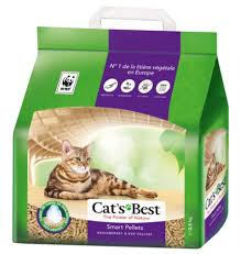 <b>Cat's Best Smart</b> Pellets <b>наполнитель</b> для кошачьего туалета ...