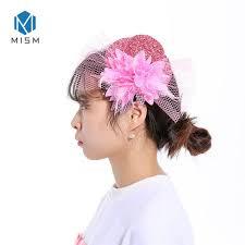 <b>M MISM 1</b> PC Hair Clip For Women Hair Accessories Mini Top Hat ...