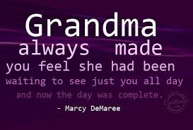 Grandma Quotes | Quote About Love and Live