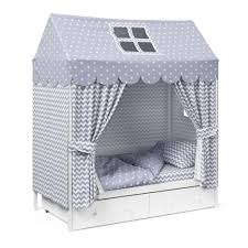 Комплект <b>белья Капризун</b> для кровати-<b>домика</b>, серый — купить в ...