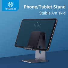 <b>Hagibis Mobile Phone</b> Holder Stand Tablet stand Foldable Cell ...