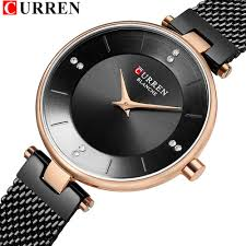 <b>CURREN</b> Women Watch Luxury Top Brand Watch Stainless Steel ...
