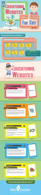 top 5 educational websites for kids infographic e learning top 5 educational websites for kids infographic