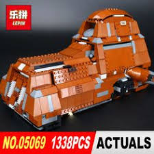 Click to Buy << Blocks 2017 New LEPIN 16014 1230Pcs Space ...