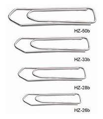 Купить <b>Скрепки</b> Kw-Trio HZ-33B <b>оцинкованные</b> домик <b>33мм</b> (упак ...